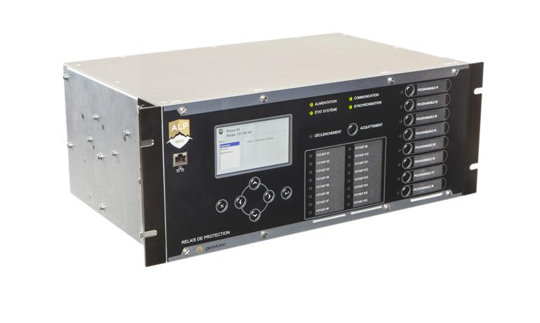 Gentec - Produit - Transformer relay