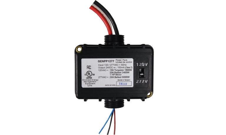 Gentec produit power pack for low voltage sensor power pack for low voltage sensor sciox Gallery